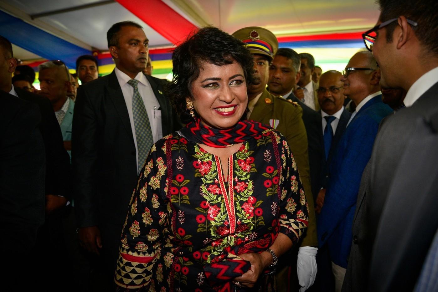 La présidente mauricienne démissionne