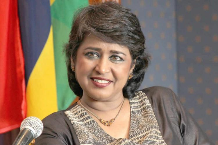 Ameenah Gurib Fakim