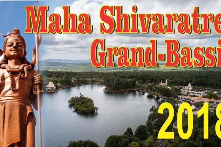Maha Shivaratree à Grand-Bassin