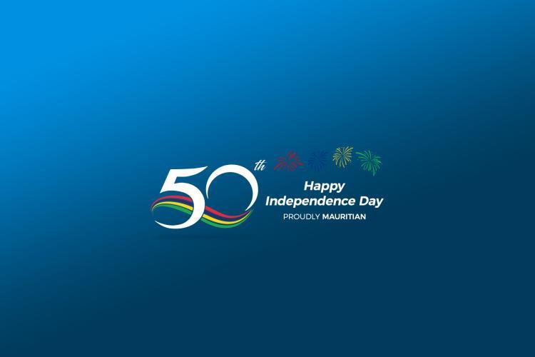 mauritius 50 years independence